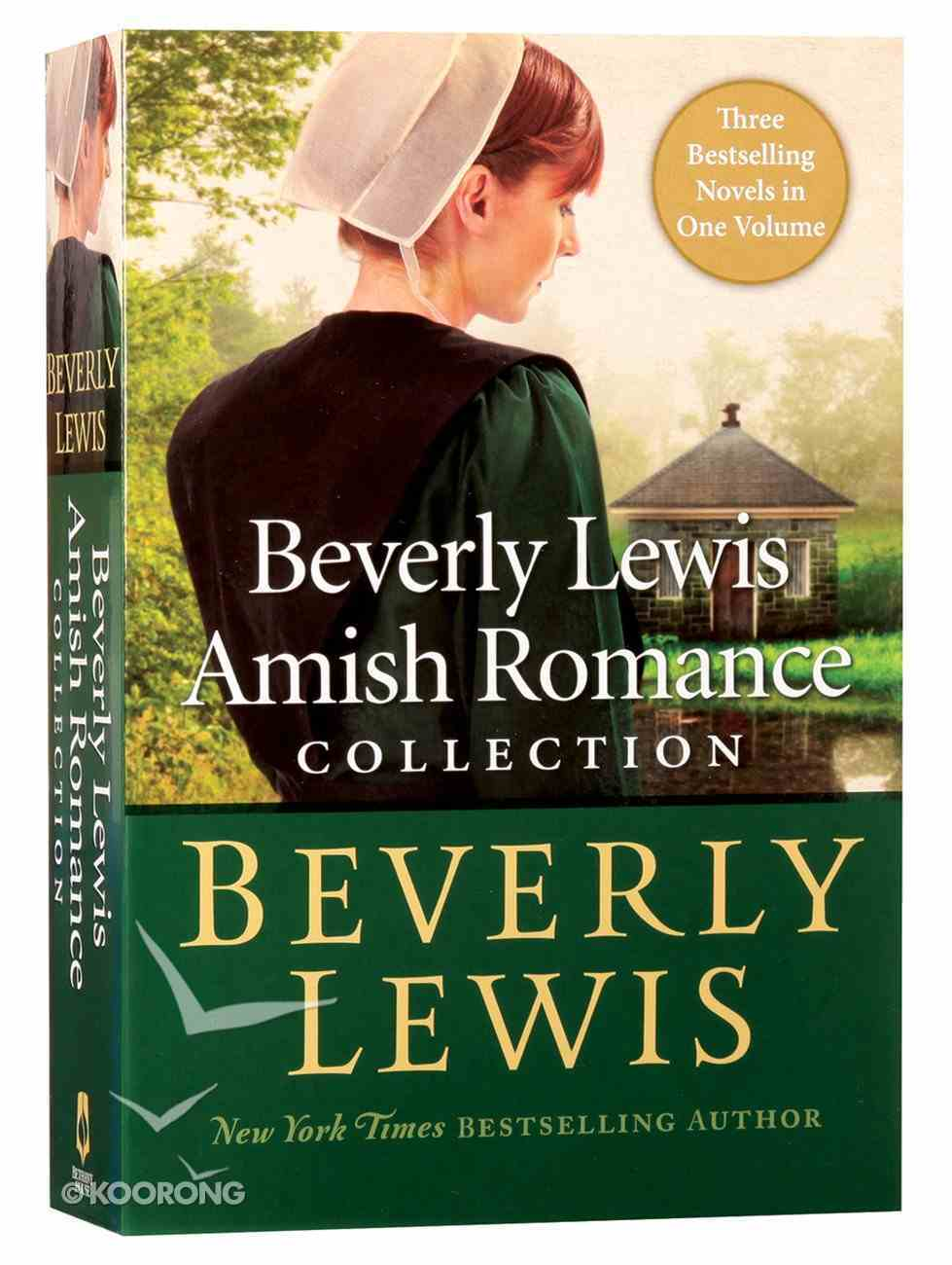 3in1: Beverly Lewis Amish Romance Collection - the Bridesmaid + the Secret Keeper + the Photograph (Home To Hickory Hollow Series) Paperback