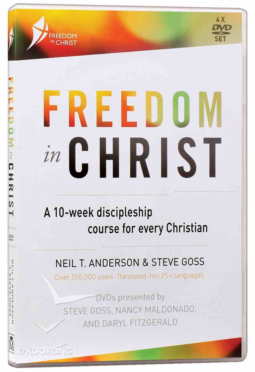 Freedom in Christ DVD (Freedom In Christ Course) DVD