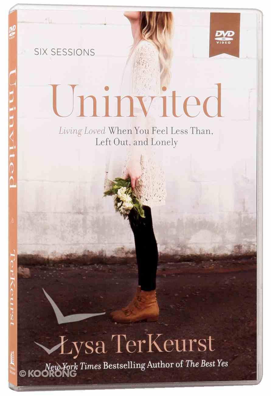 Uninvited: (A Dvd Study) DVD