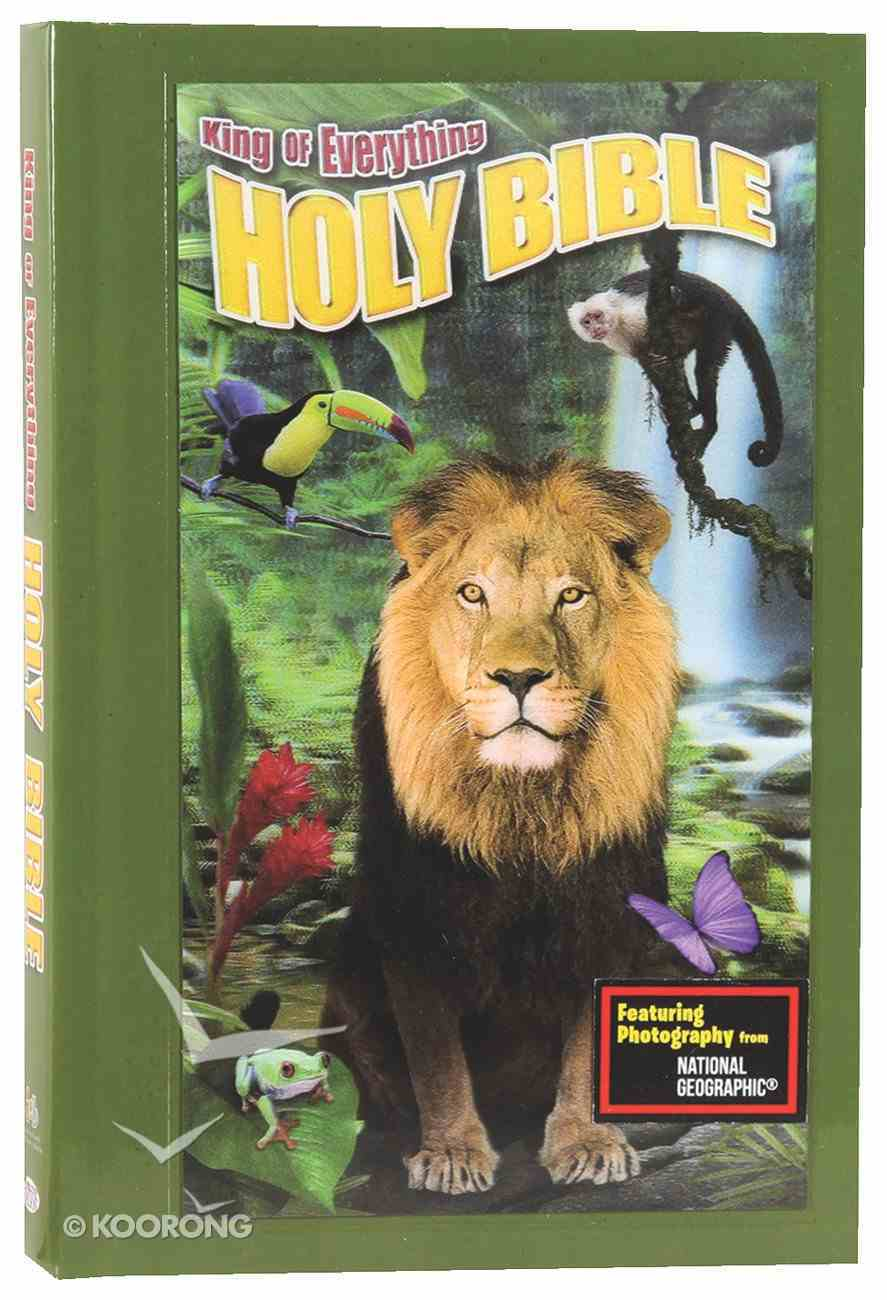ICB King of Everything Bible Hardback
