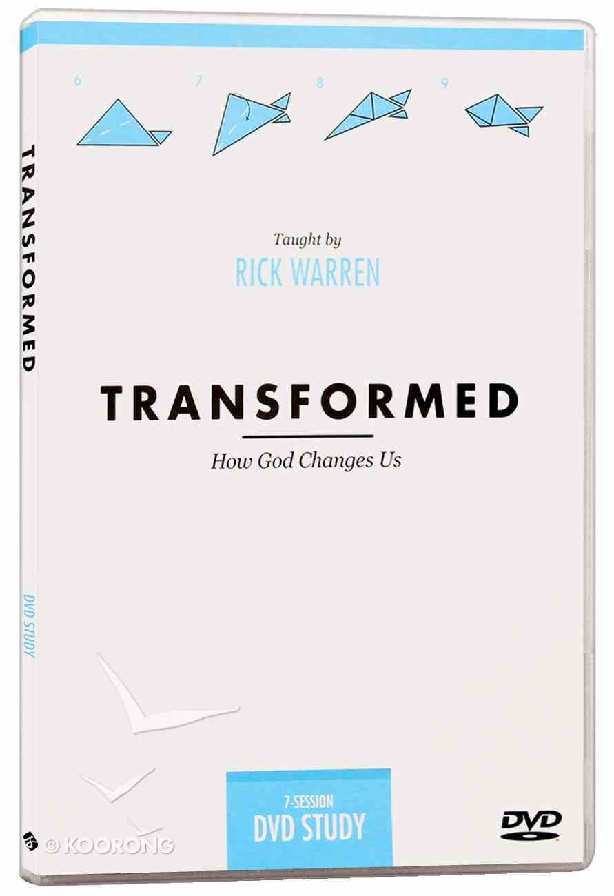 Small Group Teaching (Transformed Campaign Series) DVD