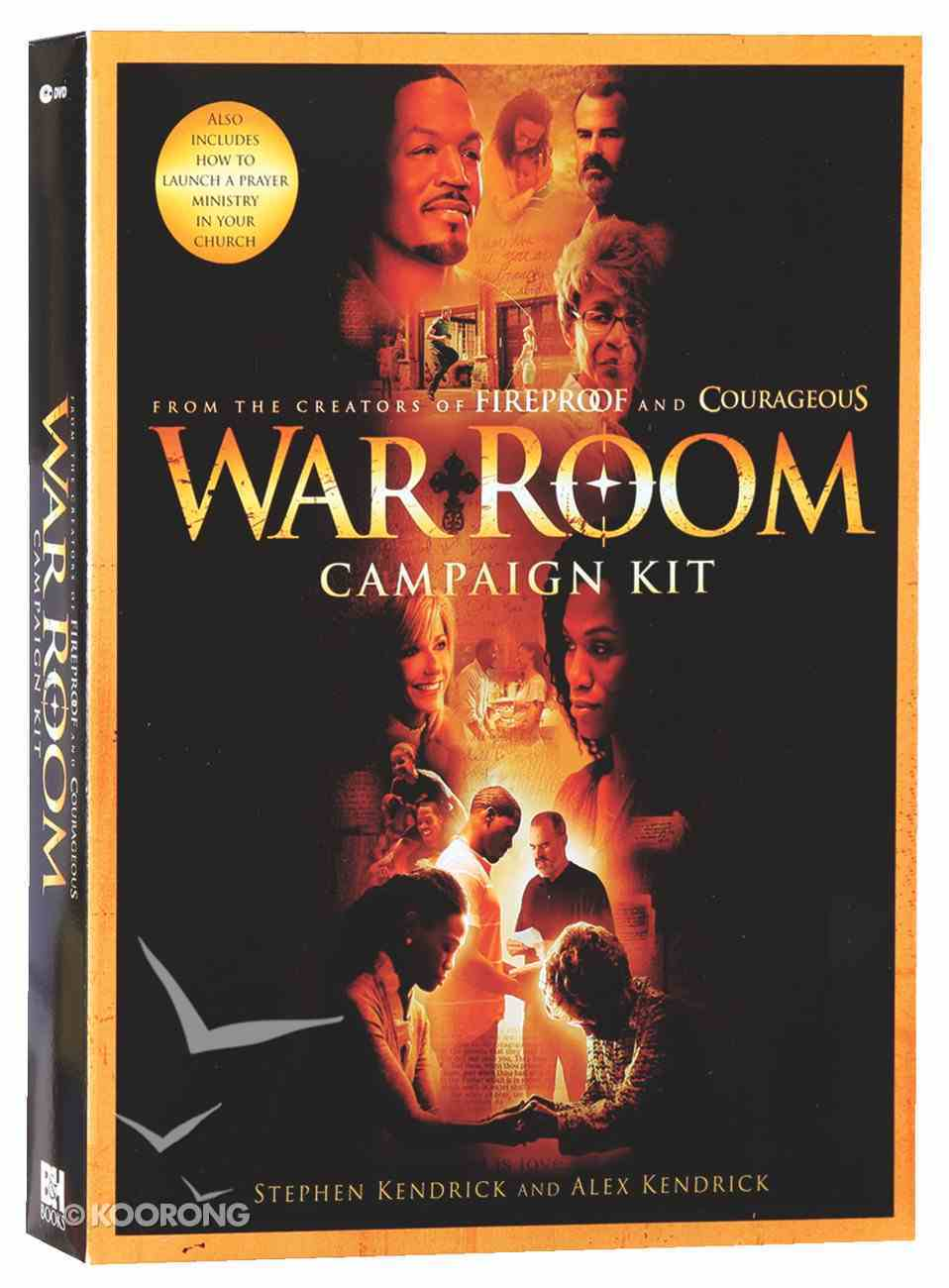 War Room Bible Study (Church Campaign Kit) Pack