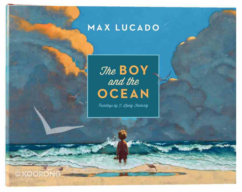 The Boy and the Ocean Hardback