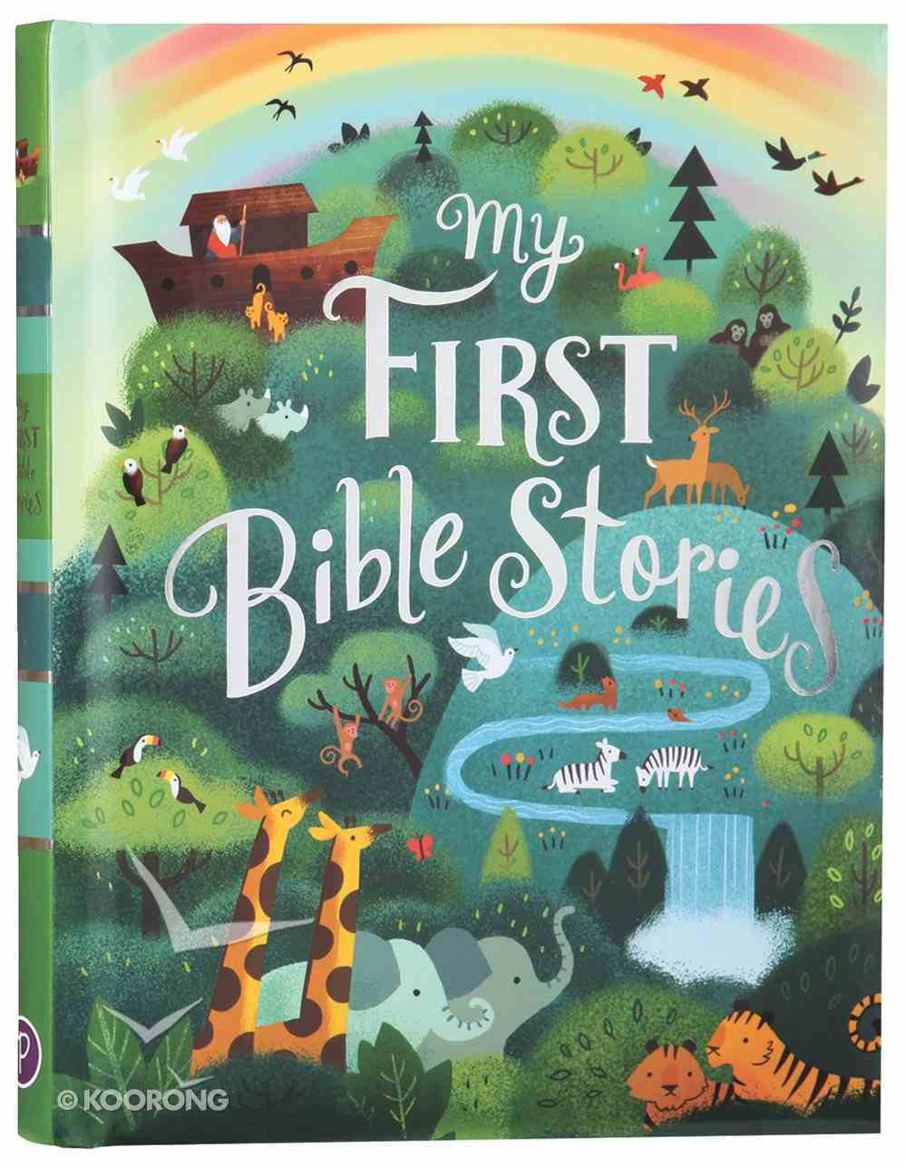 My First Bible Stories Hardback