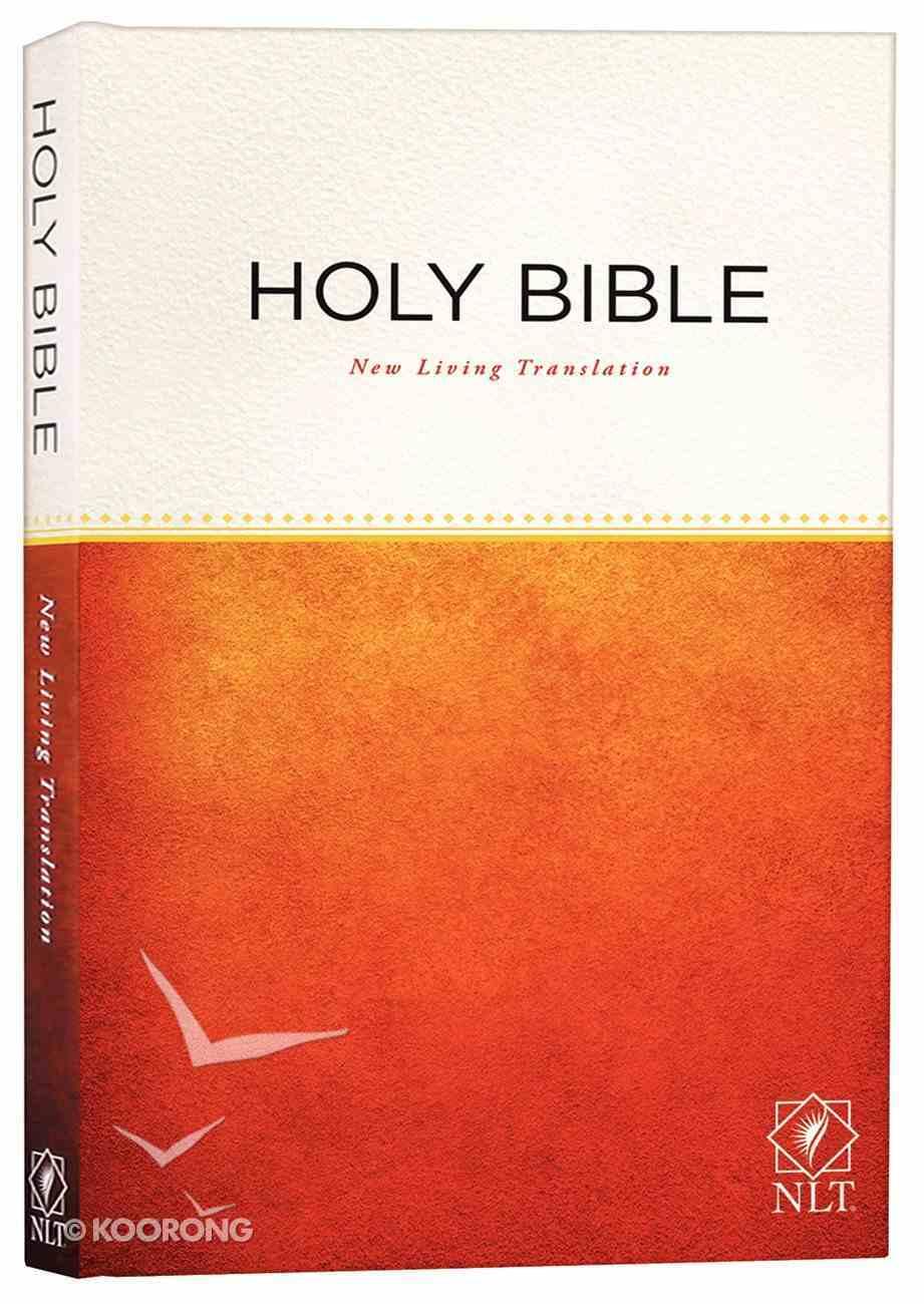 NLT Outreach Bible (Black Letter Edition) Hardback