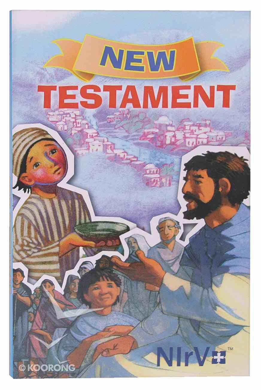 NIRV Children's Outreach New Testament Paperback