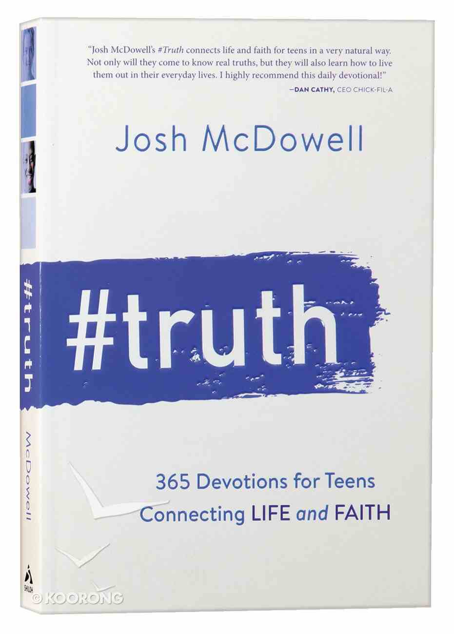 #Truth: 365 Devotions Connecting Life and Faith For Teens Paperback