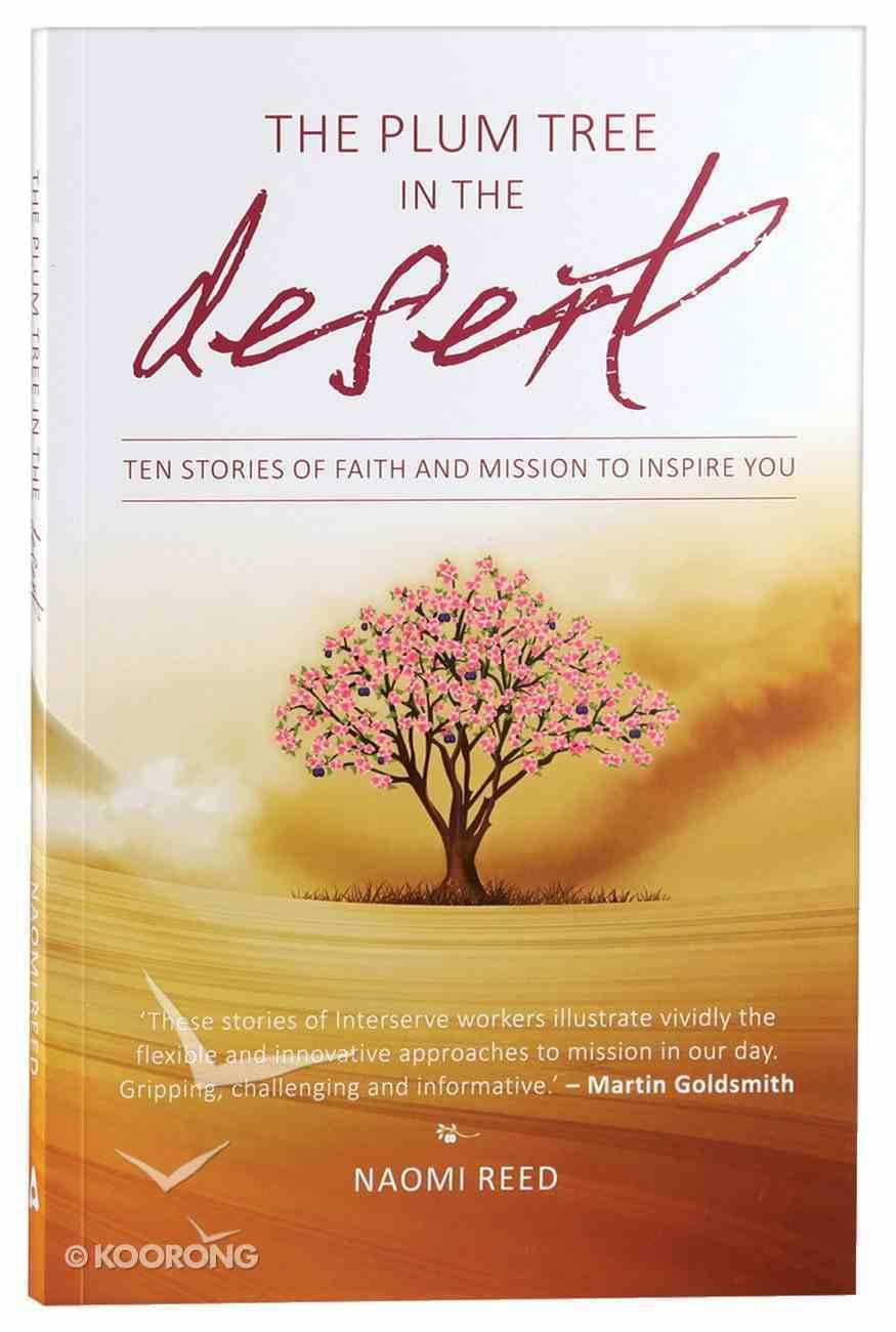The Plum Tree in the Desert Paperback