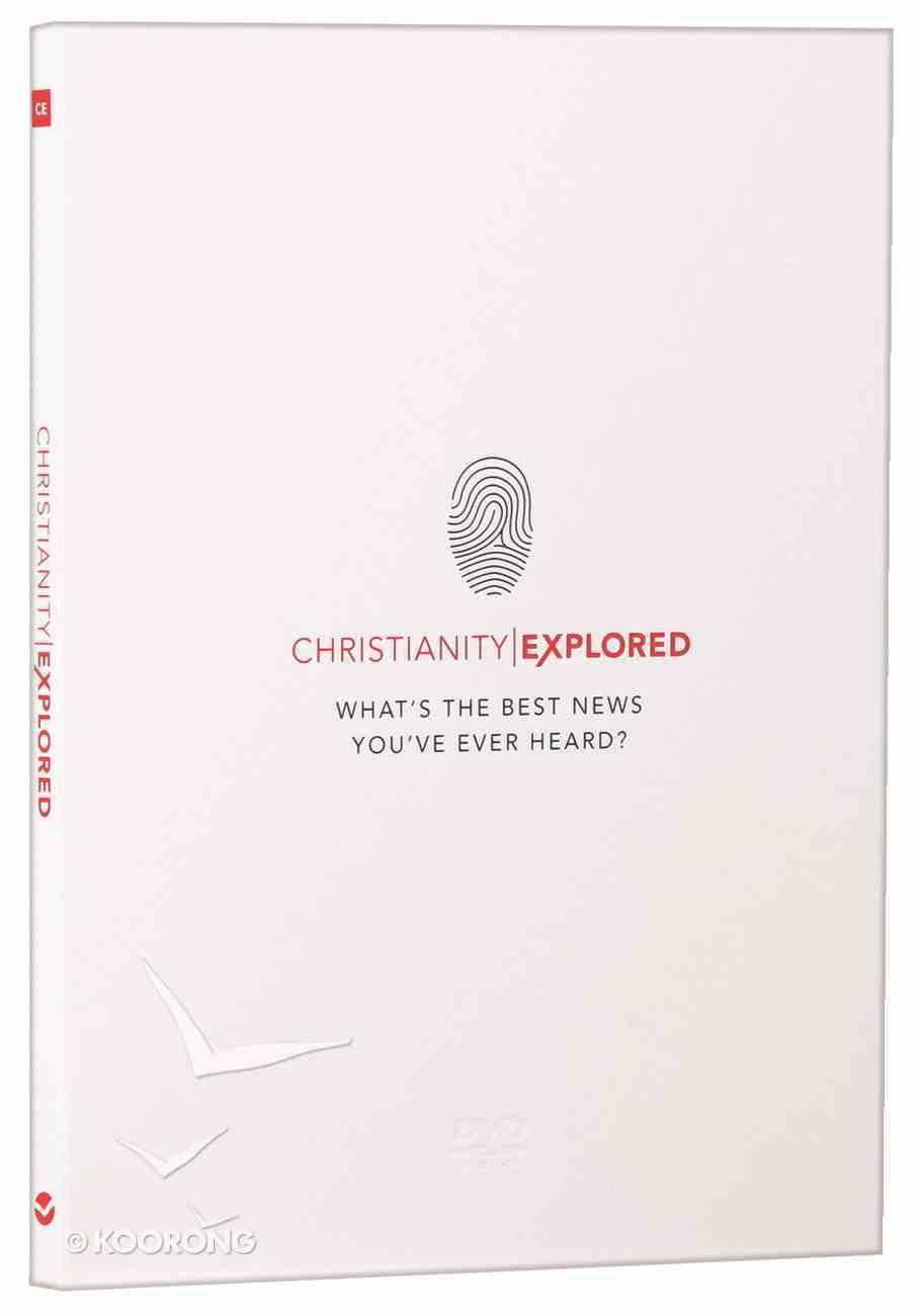 Christianity Explored DVD (Repackaged) DVD