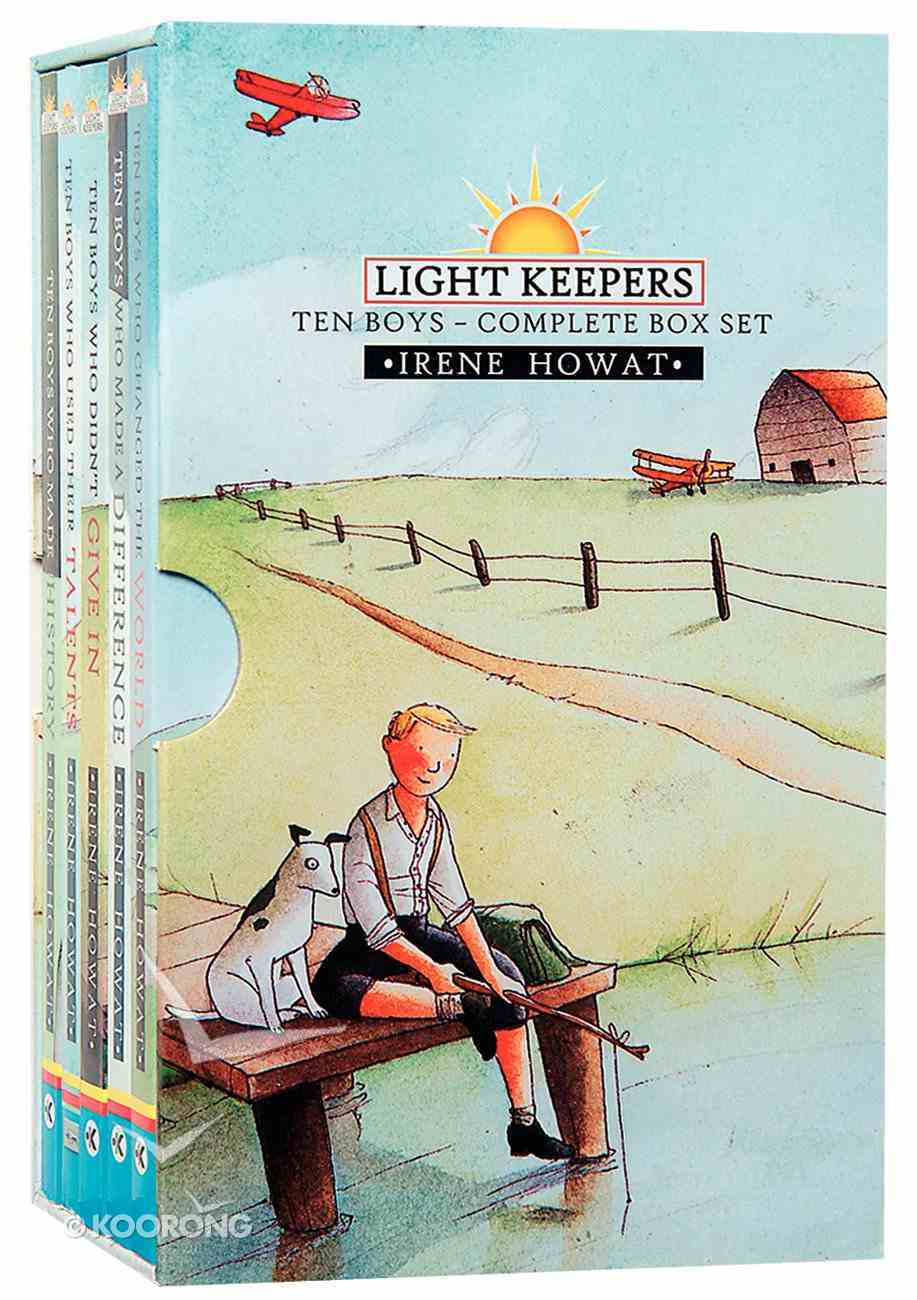 Boys Complete Box Set (5 Volumes) (Lightkeepers Series) Paperback