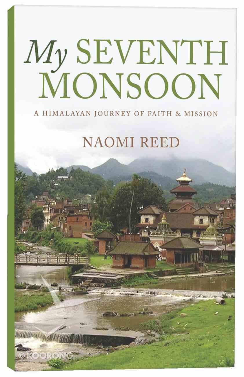 My Seventh Monsoon Paperback
