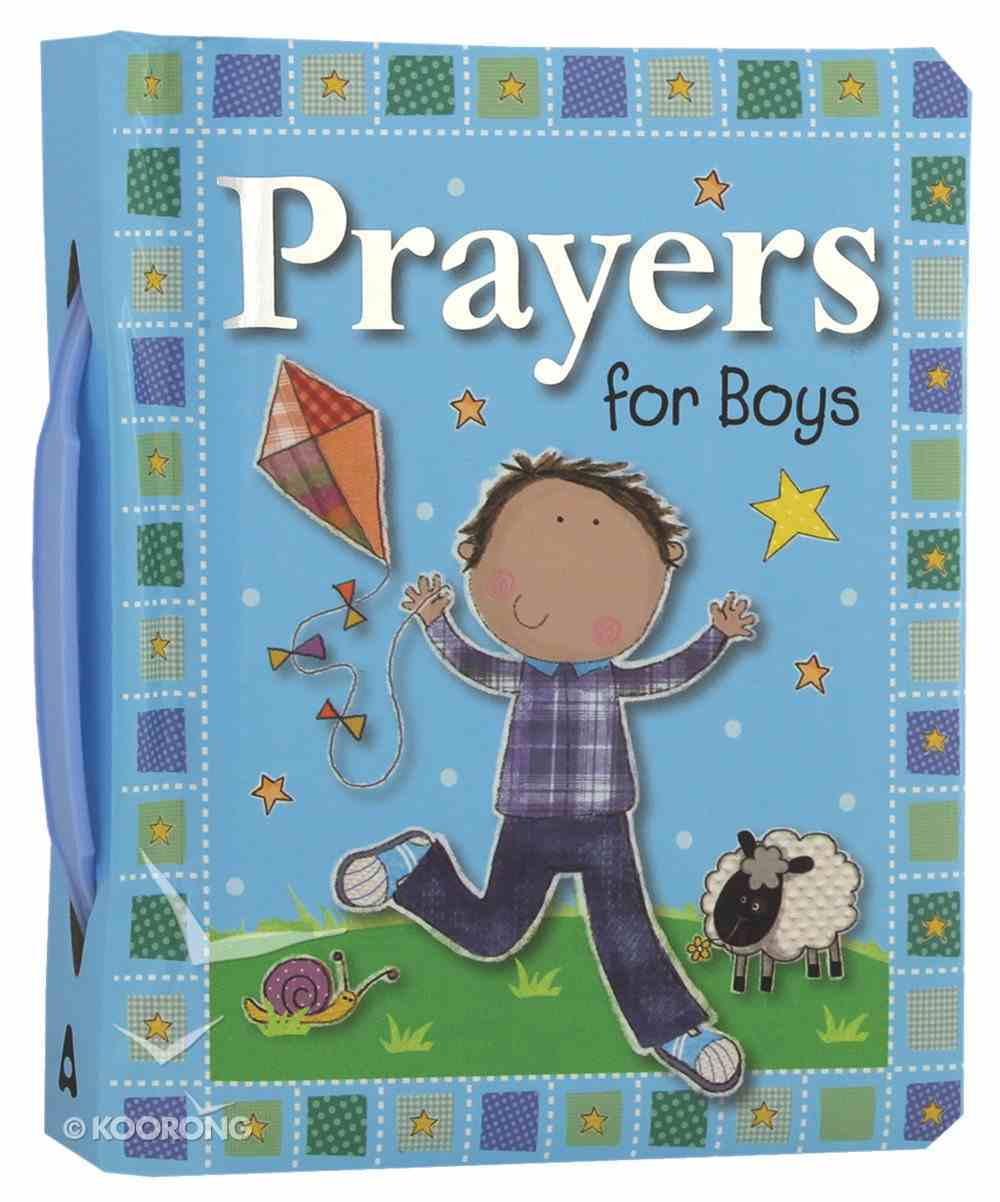 Prayers For Boys Padded Board Book