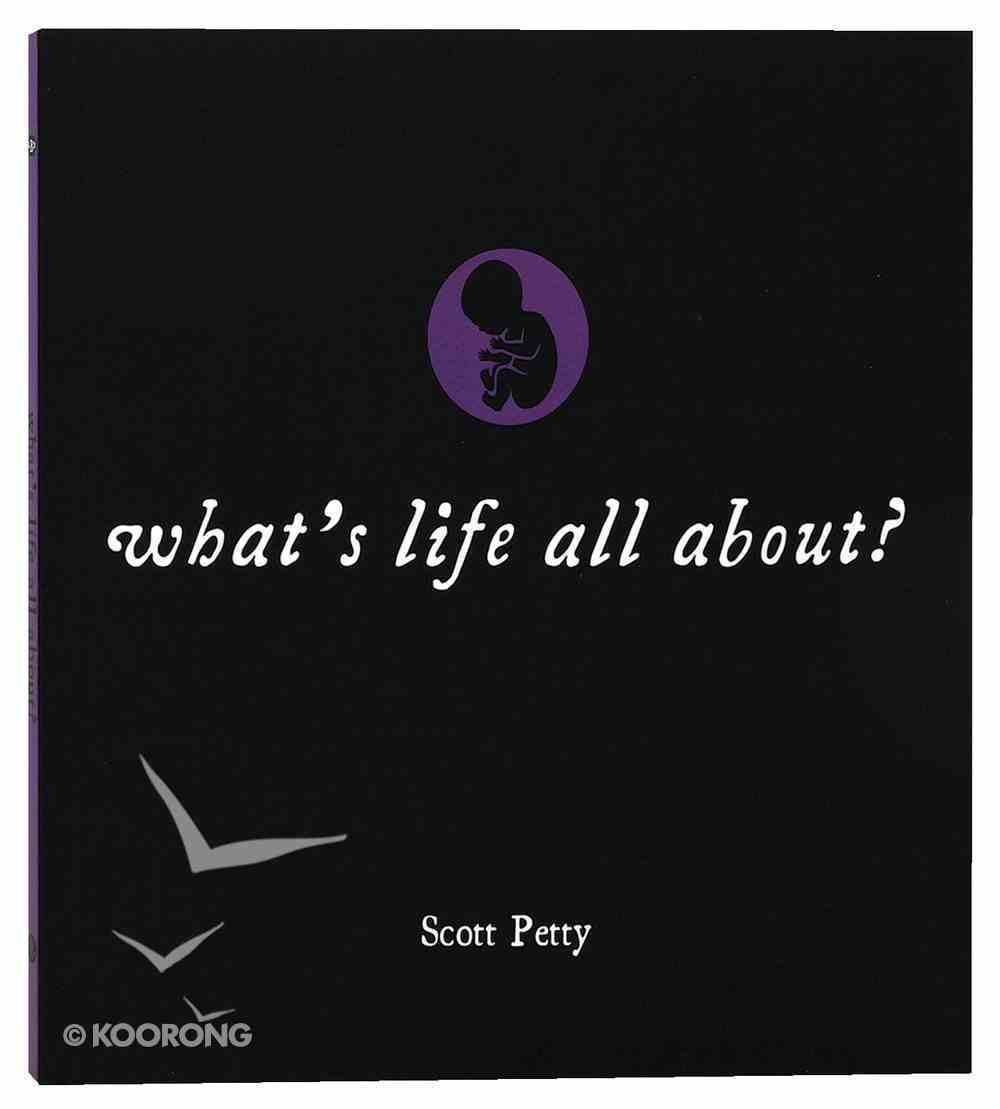 What's Life All About? (Matthias Little Black Book Series) Paperback