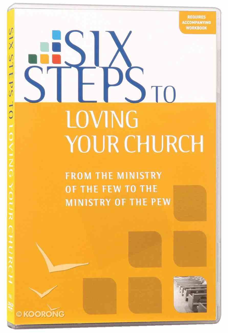 Six Steps to Loving Your Church (Dvd) DVD
