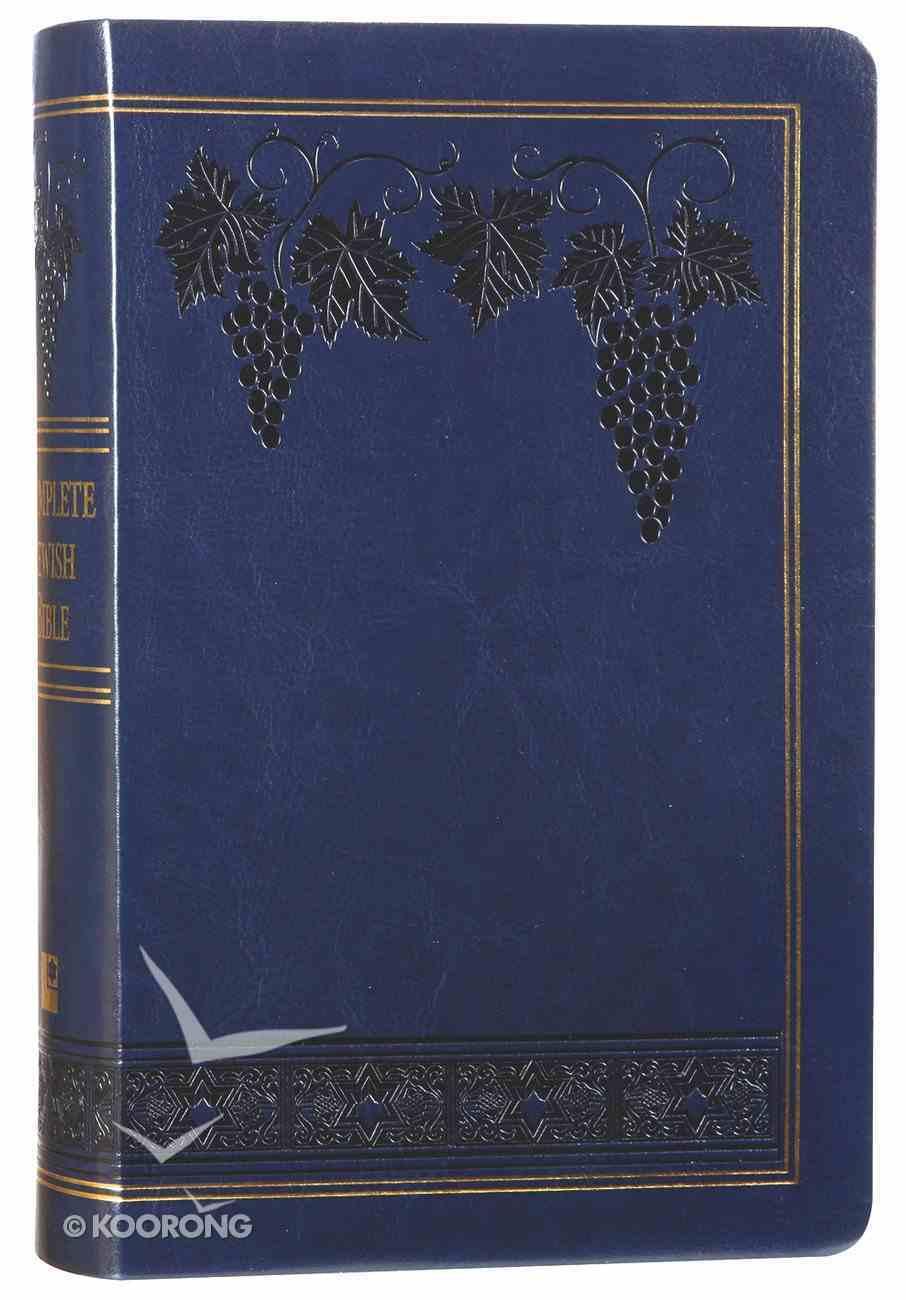 Complete Jewish Bible Blue Imitation Leather