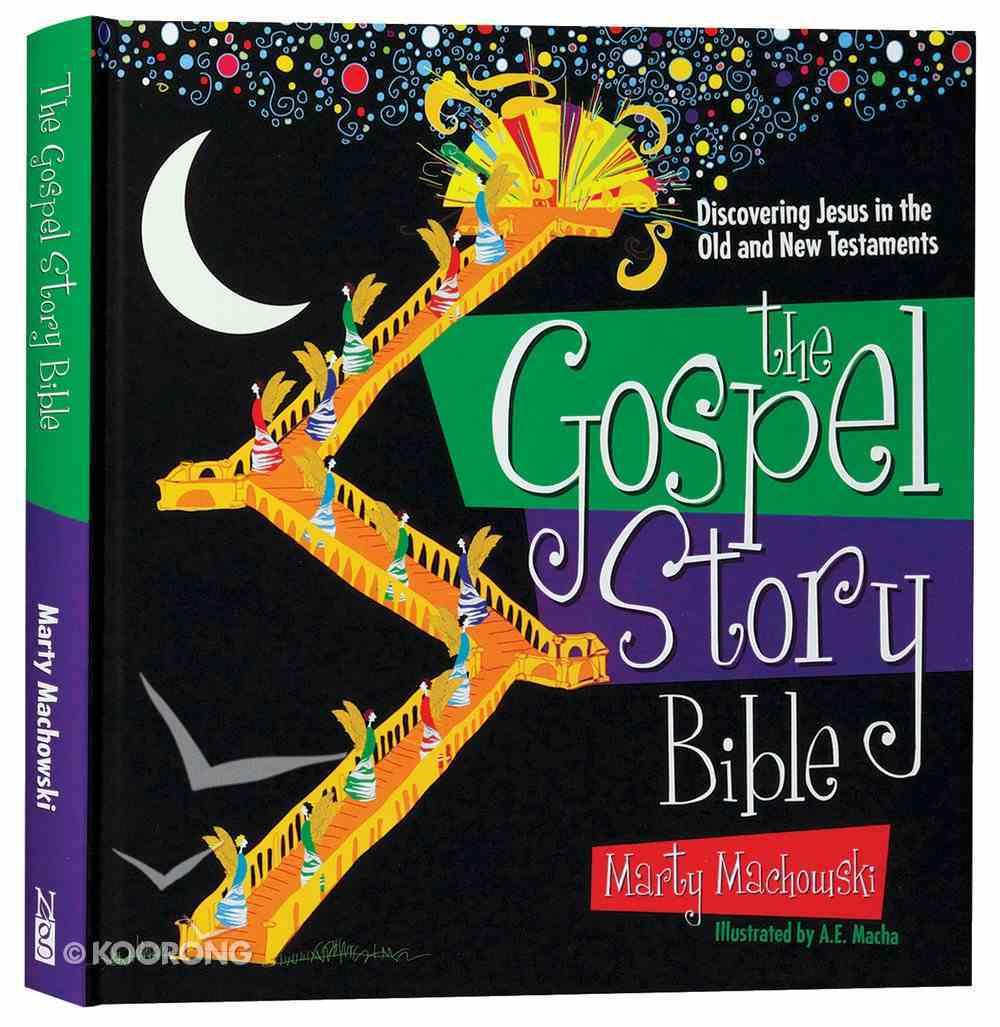 The Gospel Story Bible (Gospel Story Curriculum Series) Hardback