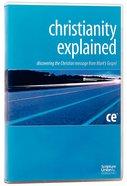 Christianity Explained (Dvd) DVD