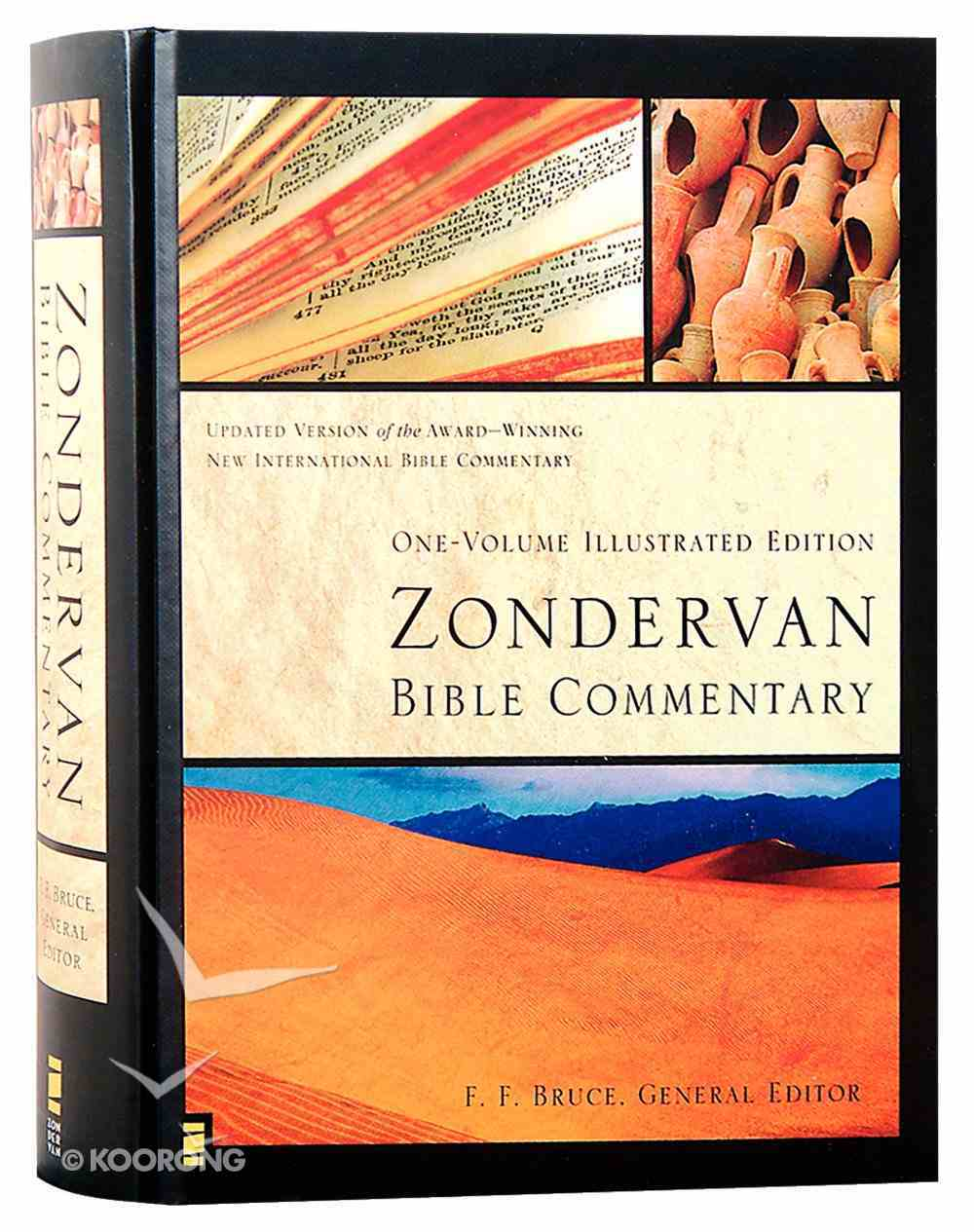 Zibc: Zondervan Illustrated Bible Commentary (One-volume Illustrated Edition) Hardback