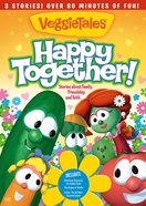 Dvd Veggie Tales: Happy Together