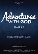 Dvd Adventures With God (Season #02) image