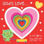 God's Love Is For All To Share image
