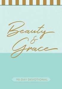 Product: Beauty And Grace: 90-day Devotional Image