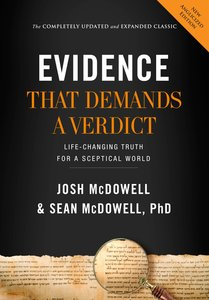 Product: Evidence That Demands A Verdict (Anglicized) (Ebook) Image