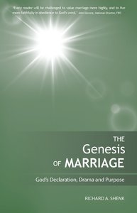 Product: Genesis Of Marriage, The: A Drama Displaying The Nature And Character Of God Image