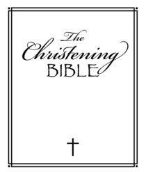 Product: Christening Bible, The Image