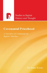 Product: Sbht: Covenantal Priesthood: A Narrative Of Community For Baptist Churches Image