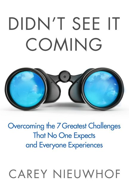 Product: Didn't See It Coming: Overcomimg The Seven Greatest Challenges That No One Expects And Everyone Experienc Image