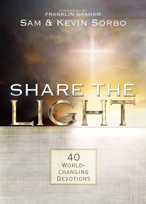 Product: Share The Light: 40 World Changing Devotions (Let There Be Light Movie Reference) Image