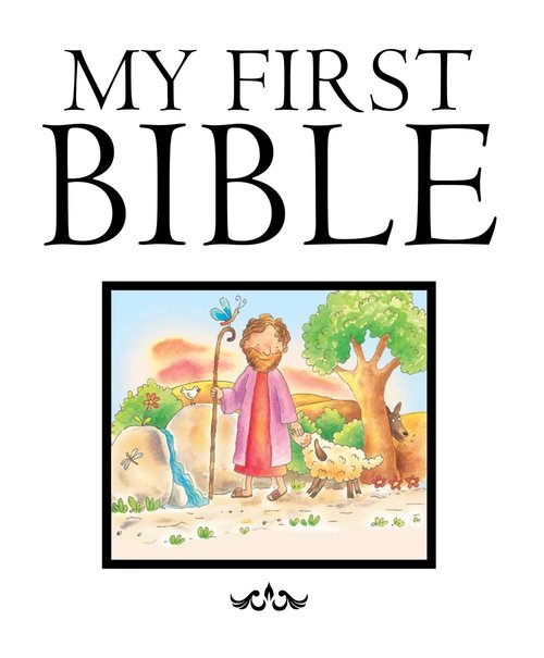 Product: My First Bible Image