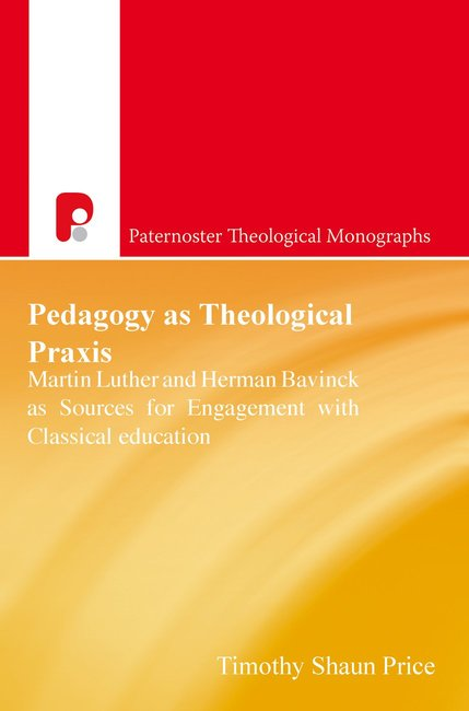 Product: Patm: Pedagogy As Theological Praxis Image