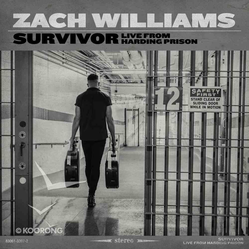 Survivor: Live From Harding Prison CD
