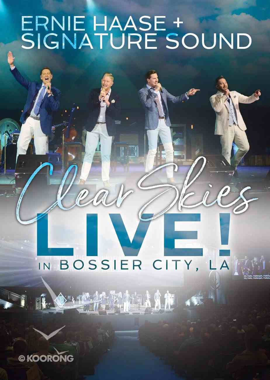Clear Skies Live DVD