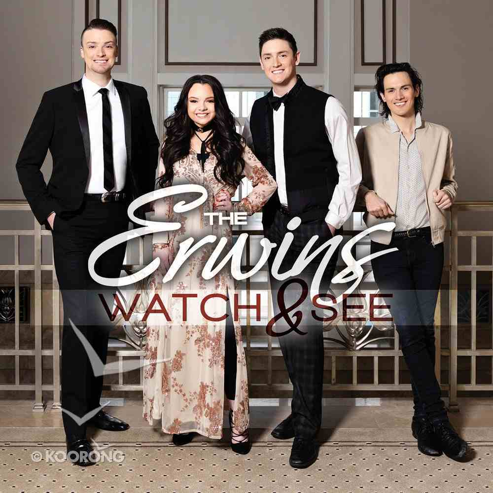 Watch and See CD