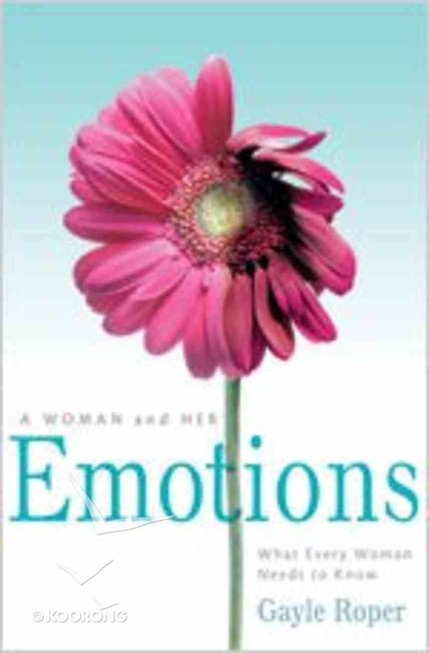 Woman and Her Emotions Paperback