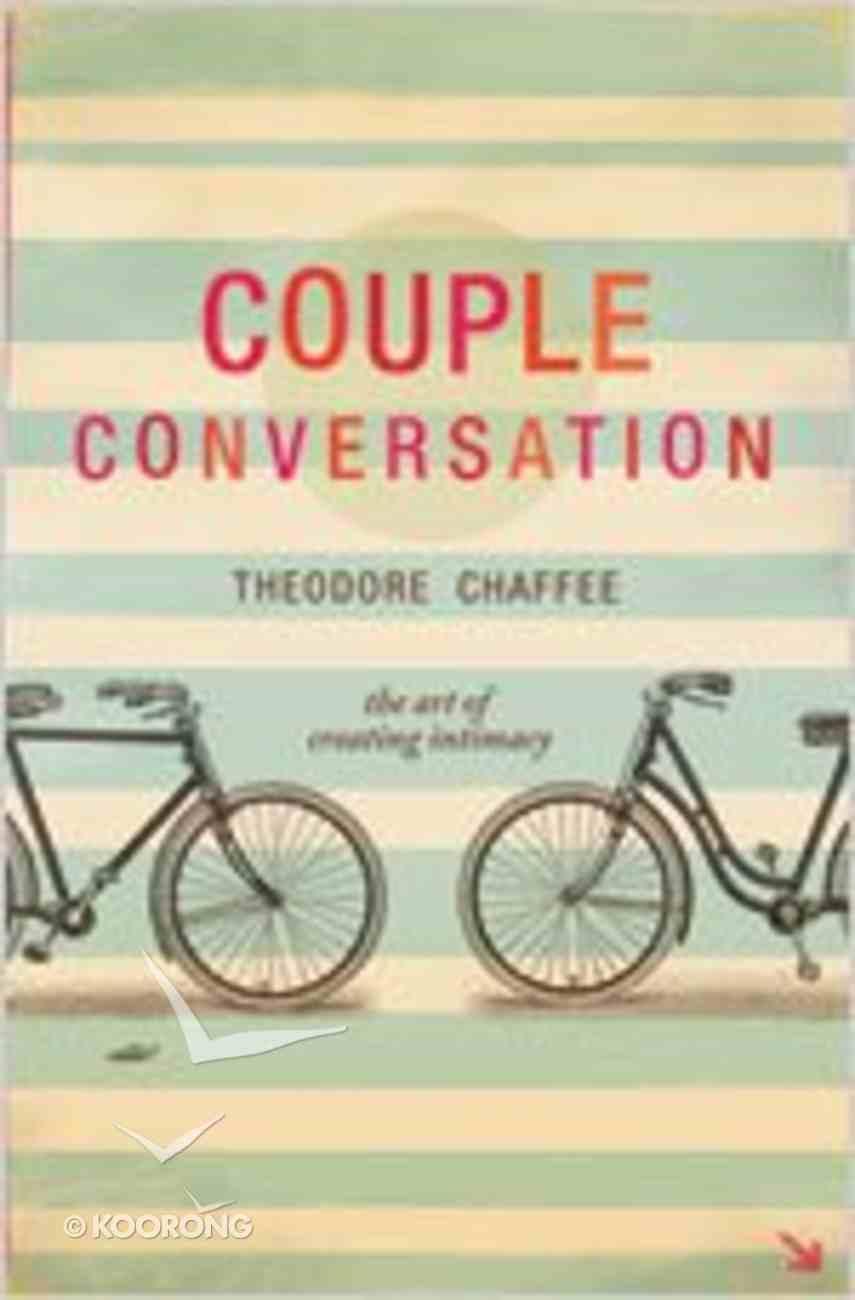 Couple Conversation Paperback