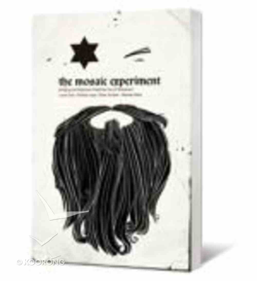 The Mosaic Experiment Paperback