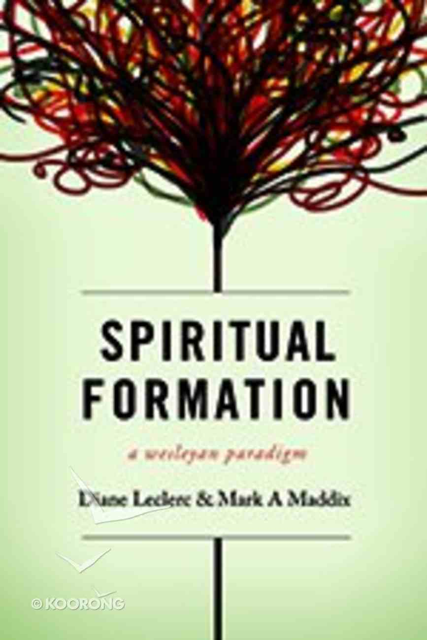 Spiritual Formation Paperback