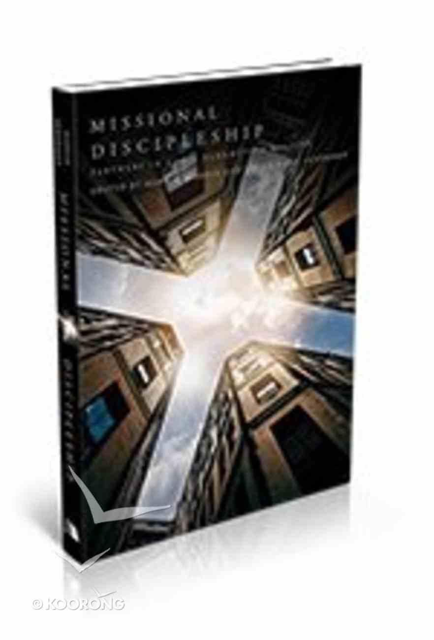 Missional Discipleship Paperback