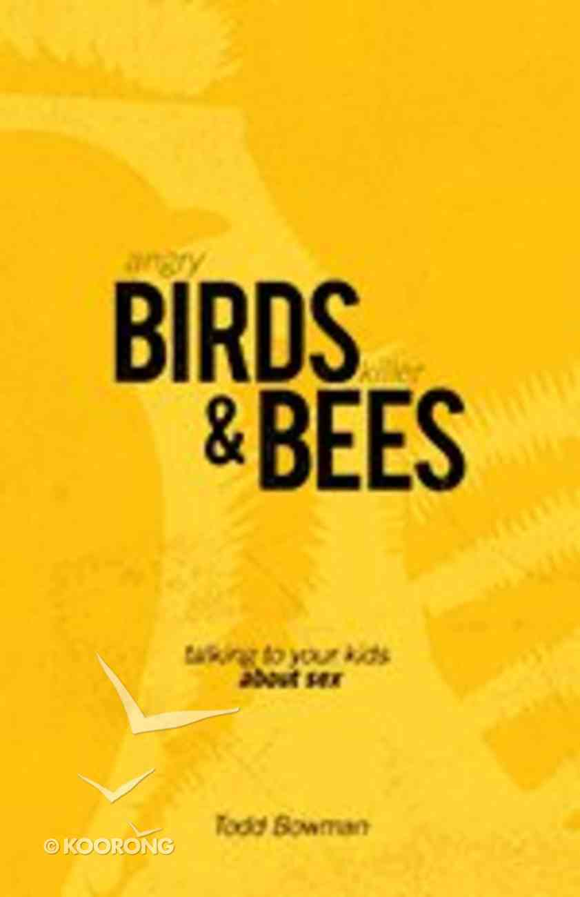 Angry Birds & Killer Bees Paperback