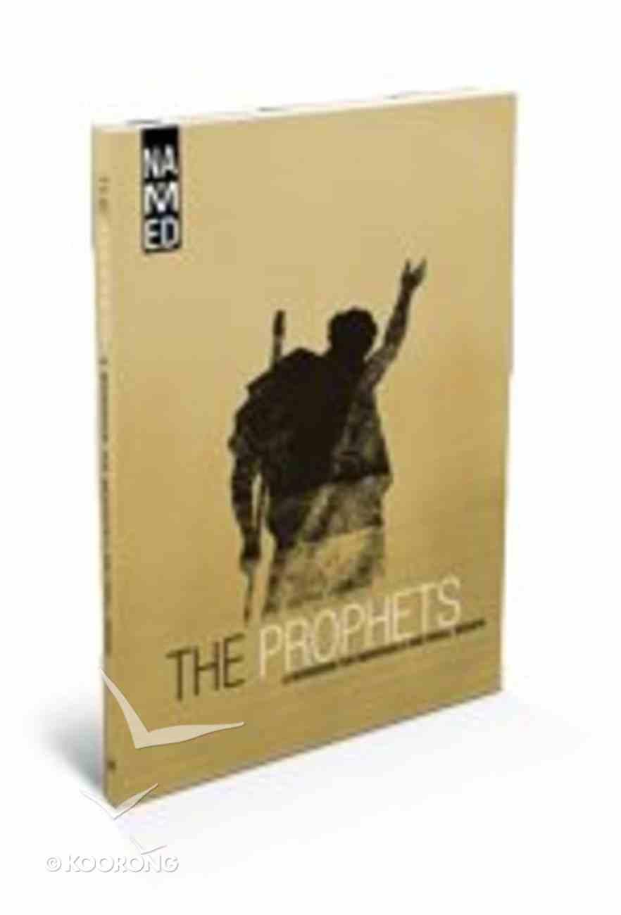 The Prophets (Workbook) (Named Series) Paperback