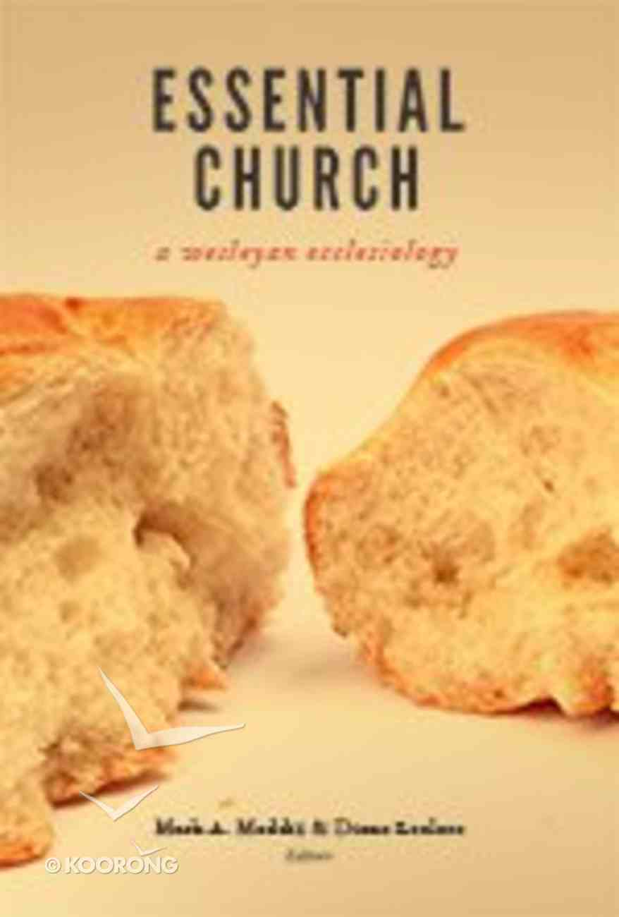 Essential Church Paperback
