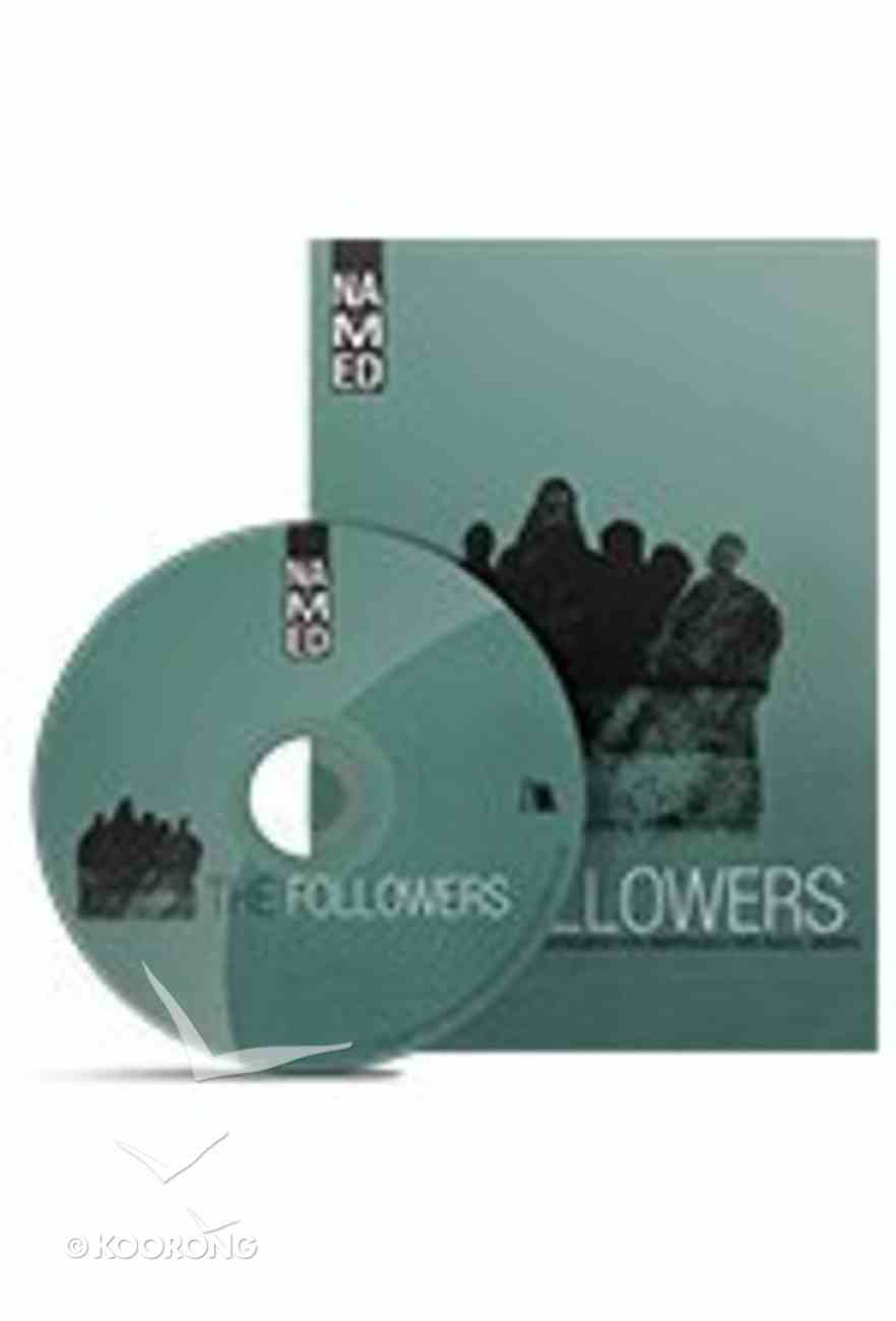 Named: The Followers: God's Story Finds It's Place in You (Small Group Kit) Pack