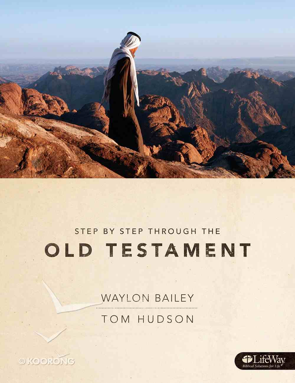 Step By Step Through the Old Testament (Work Book) Paperback