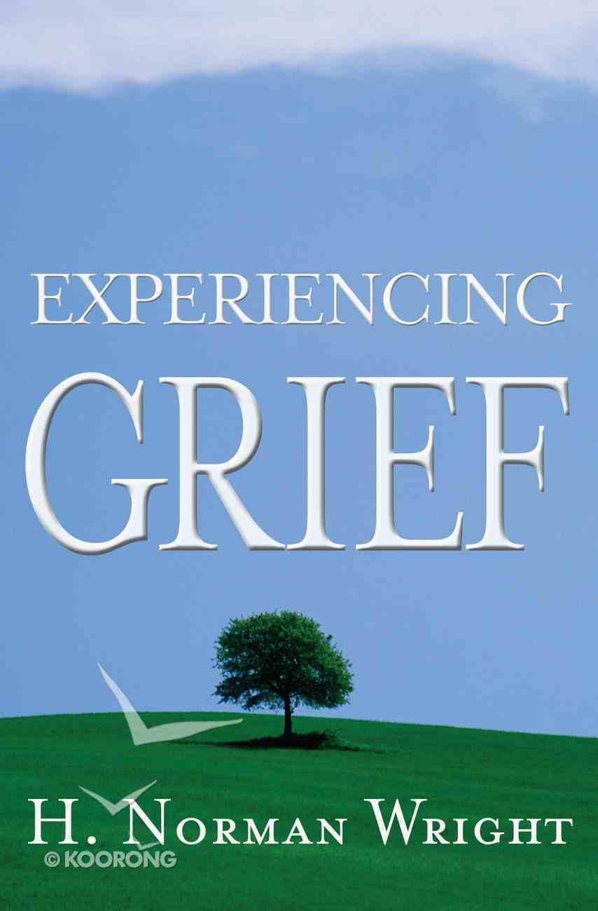 Experiencing Grief Paperback