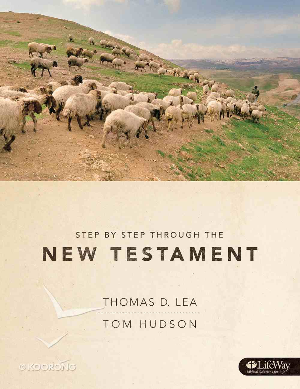 Step By Step Through the New Testament (Work Book) Paperback