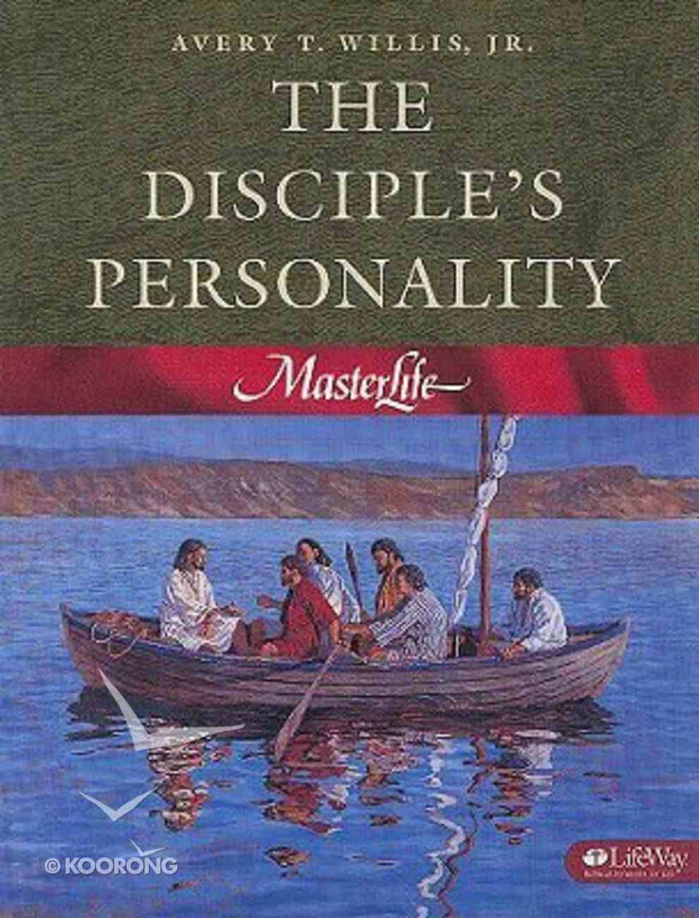 The Disciple's Personality (#02 in Master Life Workbook Series) Paperback